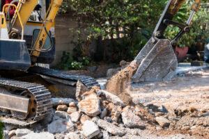 Travaux de terrassement : les grandes étapes